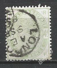 Anglie -razít.,Mi.č.77,Mi.kat.150 EUR  /654C/