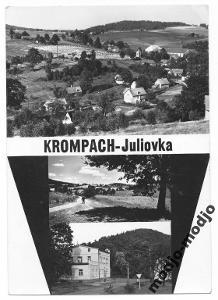 Krompach, Cvikov, okr. Česká Lípa - Juliovka
