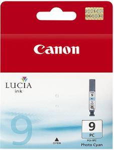 Originální náplň CANON PGI-9PC Photo Cyan/Azurová
