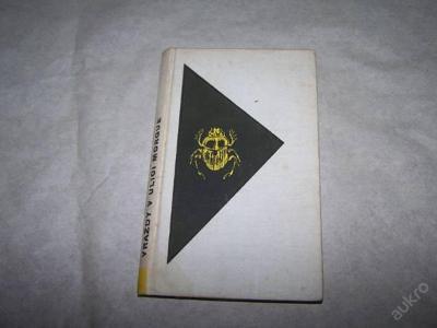 VRAŽDY V ULICI MORGUE/E.A.Poe il.Sivko r.1964/82/