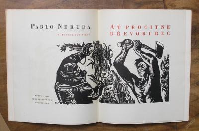 Pablo Neruda 1950 - (E59)