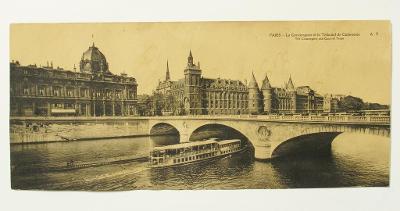 Paříž cca 1900 - (E715)