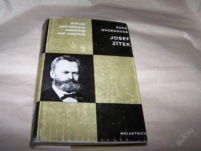 JOSEF ZÍTEK/Z.Dvořáková r.1983 Odkazy osobnost/155
