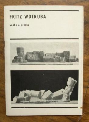 Fritz Wotruba - (D806)