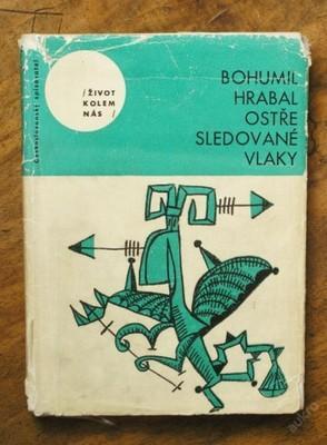Hrabal - 1. vydání 1965 - (F116)