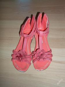 Dětské sandálky vel.35