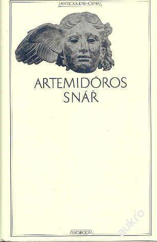 Antická knihovna - ARTEMIDOROS - SNÁŘ