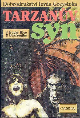Edgar Rice Burroughs - Tarzanův syn