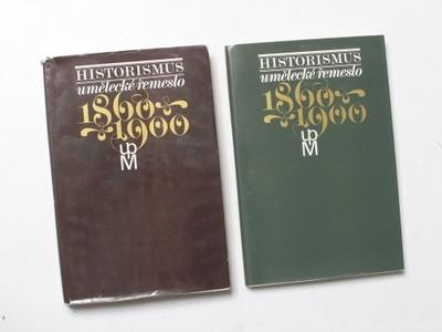Umělecká řemesla 1860 až 1900 - 2 díly - (E20)