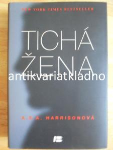 TICHÁ ŽENA, A.S.A.HARRISONOVÁ