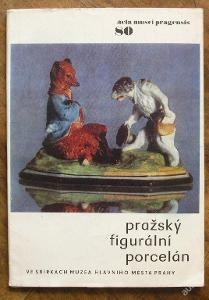 Sběratelská příručka - Porcelán Praha - (G7)