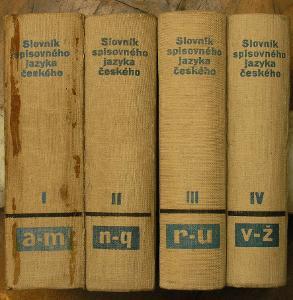 Spisovného jazyka českého - Slovník - (G29)