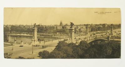 Paříž cca 1900 - (E714)