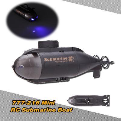 RC mini ponorka 40MHz LED osvětlení