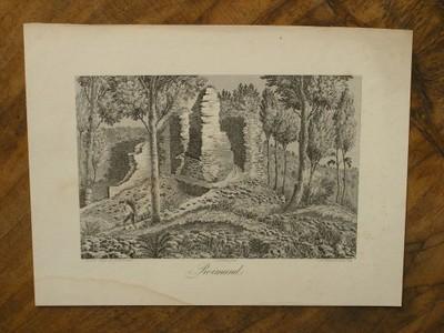 Raimund - Litografie 1850 - (G423)