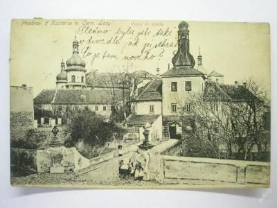 Kostelec n. Čern. Lesy