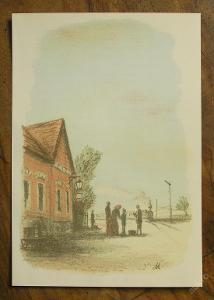 Müller 1947 - Orig. litografie - (E735)