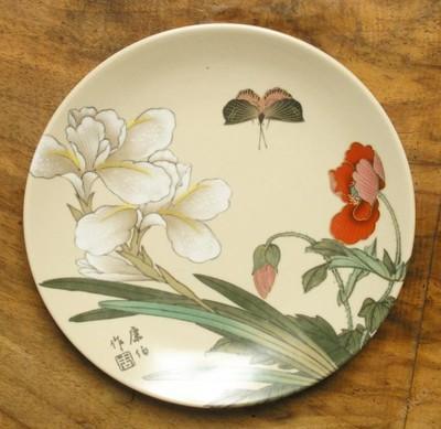 dekorativní talíř - (E314)