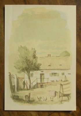 Müller 1947 - Orig. litografie - (E741)