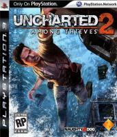 PS3 UNCHARTED 2 : AMONG THIEVES