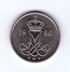 Dánsko 10 ore 1986 RB