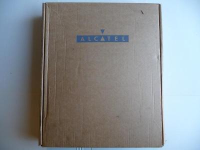 Stolní telefon - ALCATEL 2140 - bílá barva