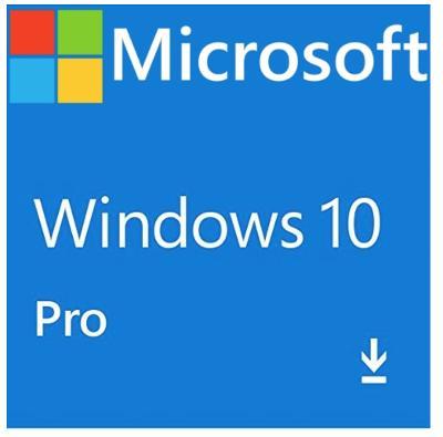 WINDOWS 10 PROFESSIONAL PRO 32 bit 64 bit 24H
