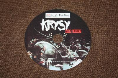 DVD - Krysy noc hrůzy