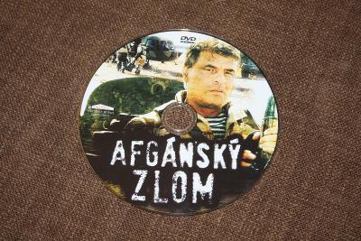 DVD - Afgánský zlom