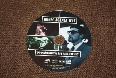 DVD - Konec agenta W4C