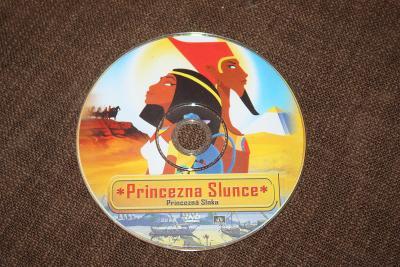 DVD - Princezna slunce