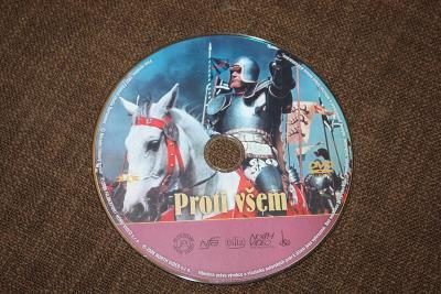 DVD - Proti všem