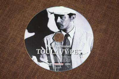 DVD - Akira Kurosawa Toulavý pes
