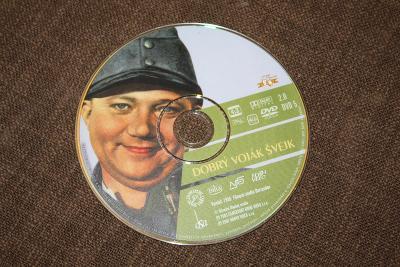 DVD - Dobrý voják Švejk