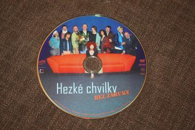 DVD - Hezké chvíle bez záruky
