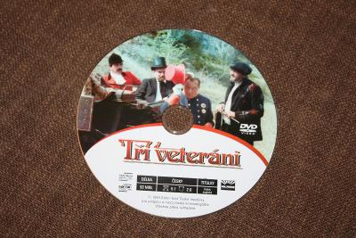 DVD - Tři veteráni