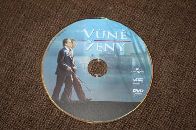 DVD - Vůně ženy