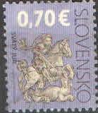 Slovensko 2011 - č. 659 - Kulturní dědictví Slovenska