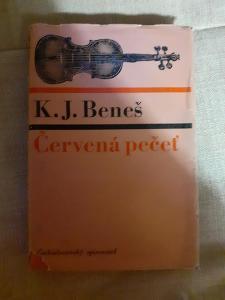 Červená pečeť – K.J. Beneš