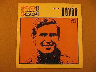 Novák Pavel DEN MI TĚ ODNES, BLUDNÝ KÁMEN 1970 SP stereo