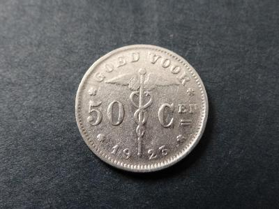 50 cent 1923 - Belgie