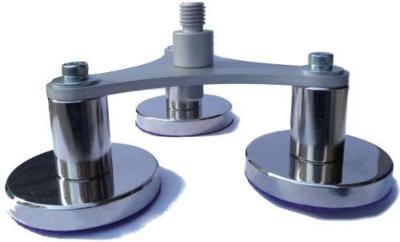 Držák GPS pro magnet + měkké pouzdro, Geoden, Gnss, Rtk, Holder