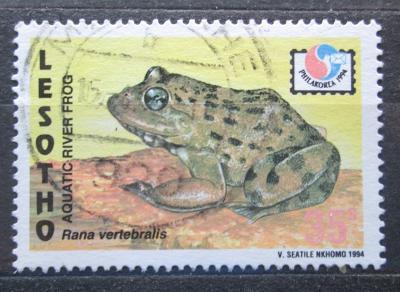 Lesotho 1994 Rana vertebralis Mi# 1095 1140