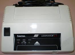 Laminátor Hama L-1