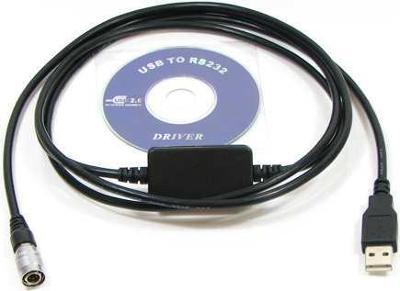 Kabel pro připojení totálních stanic SOKKIA, TOPCON a SOUTH do PC USB
