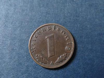 1 Reichspfennig 1937 A