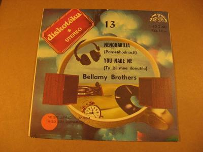 Bellamy Brothers MEMORABILIA, YOU MADE ME 1978 SP stereo