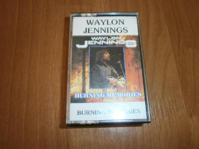 MC WAYLON JENNINGS : Burning Memories