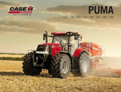 CASE Puma prospekt 02 / 2018 traktor CZ