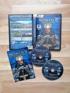 Medieval II: Total War legendární PC hra pro sběratele